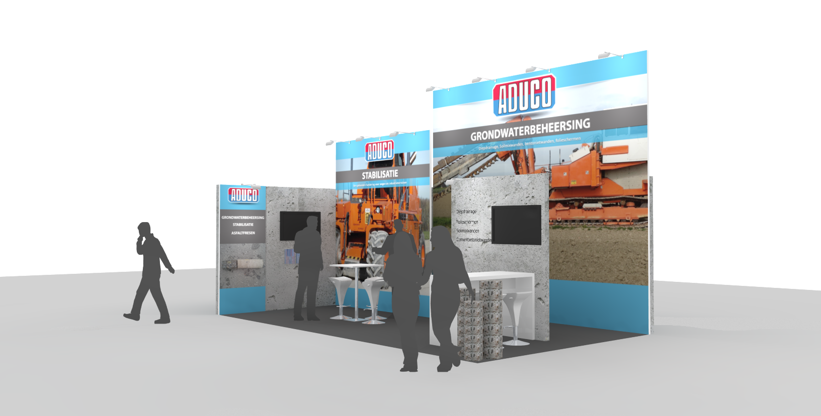 Aduco stand